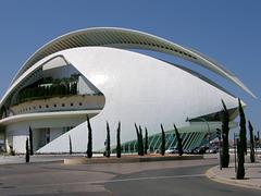 Palacio de las Artes Reina Sofía (Valencia )