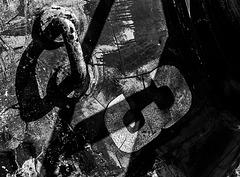Derelict Spaceship Detail / 3