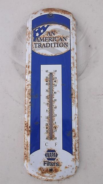 Température rouillée / Rusty weather