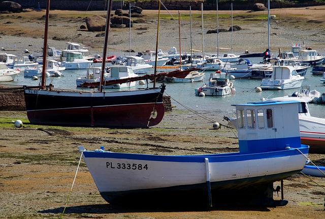 Hafen von Ploumanac'h
