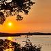 *Wannsee* *Sunset*