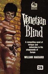 William Haggard - Venetian Blind