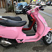 Pink Scooter (0149)