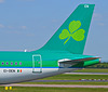 Tails of the airways. Aer Lingus