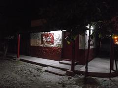 Coca-Cola a la noche