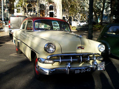 Chevrolet Belair (1954).