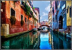 Canal y colores