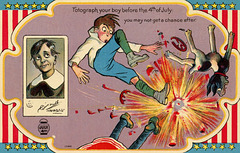 Photograph Your Boy Before the Fourth of July—You May Not Get a Chance After