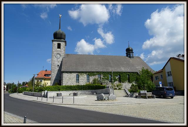 Neusorg, Pfarrkirche Patrona Bavariae (PiP)