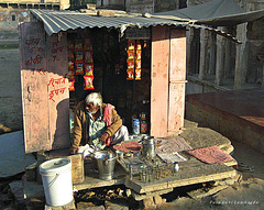 snack shop (Rajasthan)