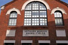Arthur's Mission
