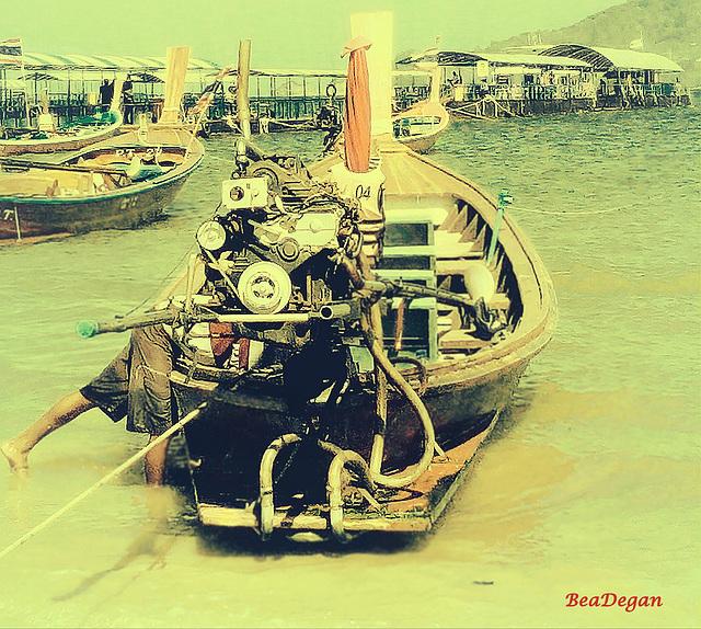 Remissaggio-Patong beach-Thailandia