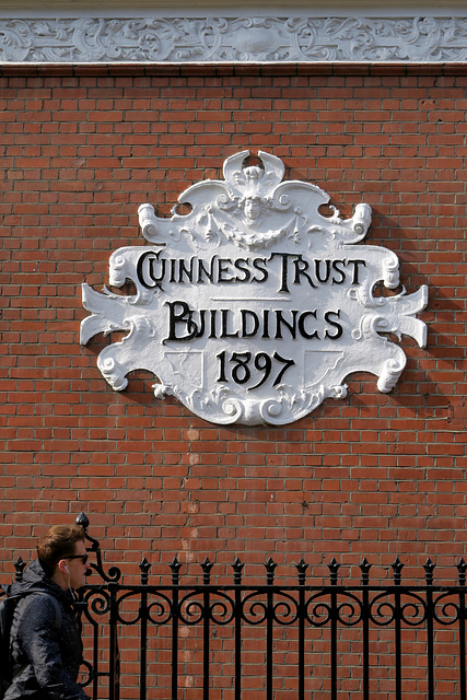 Guinness Trust Buildings 1897