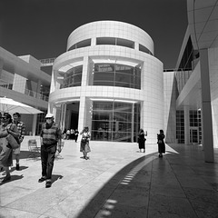 Visiting the Getty Center