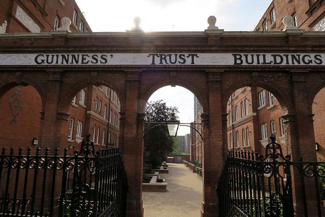 Guinness Trust Buildings