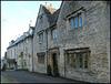 Tudor mullioned windows