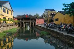 """die """"Japanische Brücke"""" in Hội An (© Buelipix)"""