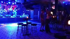 Im Blue Nile Jazz Club