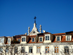 Crown on the roof