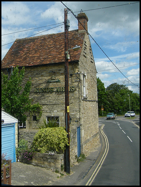 Kings Arms at Wheatley