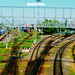 железнодорожные пути