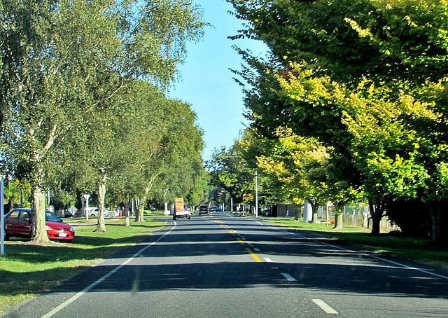 Main Road, Cambridge.