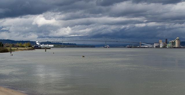 Rainier OR / Longview WA seaport (#0512)