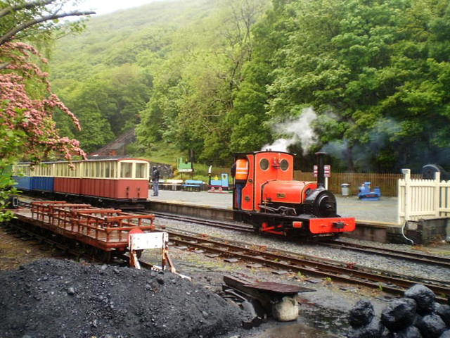 Llanberis Lake Railways.