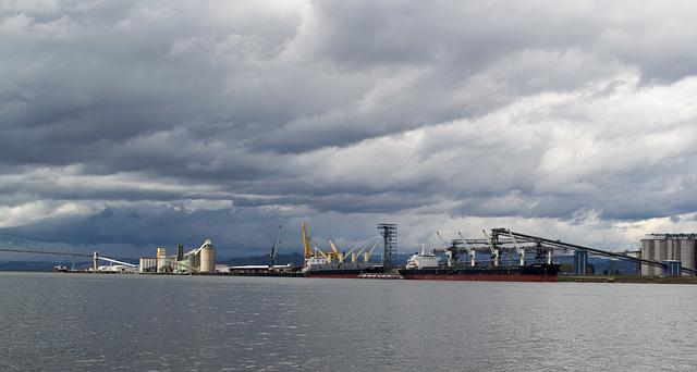 Rainier OR / Longview WA seaport (#0515)