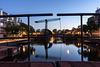 Ophaalbrug  - Drawbridge Hoogte Kadijk (4 -50)