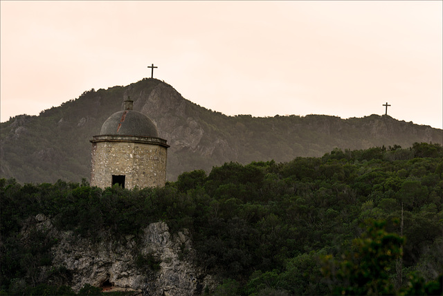 Serra da Arrábida, Guardião