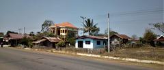 Sur la route 9E (Laos)
