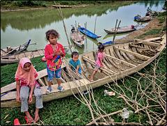 Les enfants du fleuve