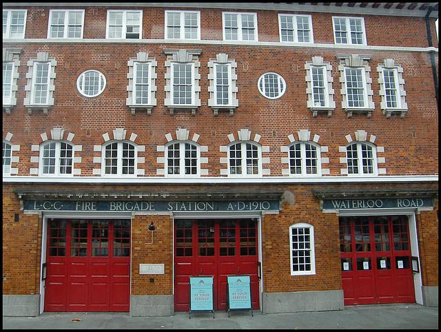 LCC Fire Brigade Station
