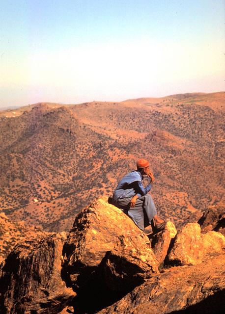 Maroc (MA) avril 1979. (Diapositive numérisée).