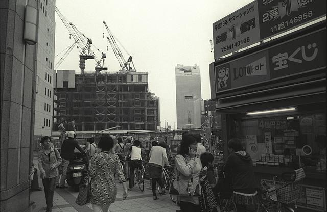 Osaka station-14