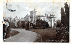 Rachan House, Broughton, Borders, Scotland (Demolished 1920s)
