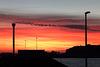 Weymouth's smoke-billowing industrial chimney ...
