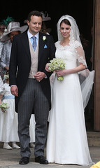 The wedding of The Marquess of Bristol to Ms Meriedith Dunn 2018/05/11