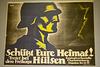 Hamburg 2019 – Museum für Kunst und Gewerbe – Protect your homeland, join the Freikorps Hülsen