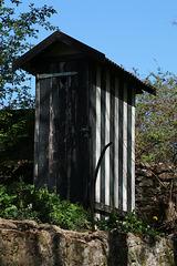 La cabane au fond du jardin , ça donne envie ......