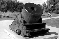 """13"""" Seacoast Mortar, model 1861"""