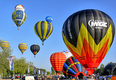 European Balloon Festival 2016