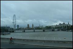 early grey on Waterloo Bridge