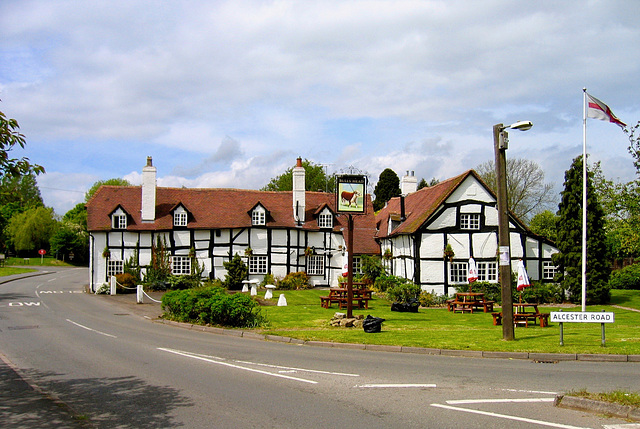 The Bull's Head Wootton Wawen (Grade II Listed Building)