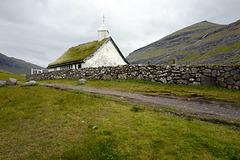 Faroe Islands, Streymoy, Saksun