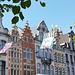 Historical art facades