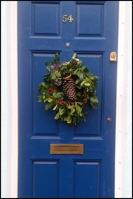 Christmas at No.54