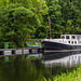 'Laika', Forth and Clyde Canal, Bowling
