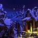 Winterlicher Tiroler Krippenkasten - Wintry Tyrolean Crib
